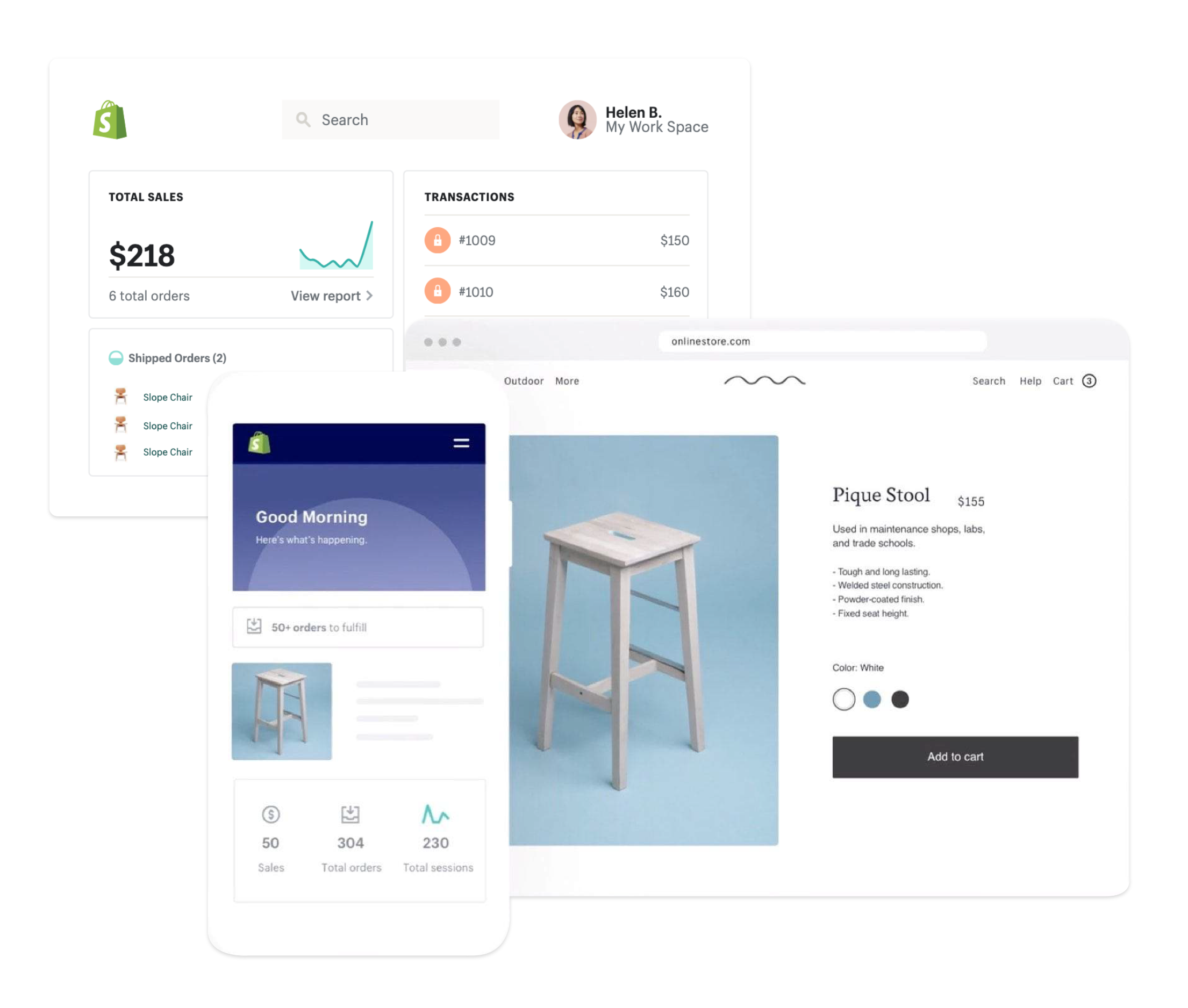 Virtue Media Shopify Enablement Service