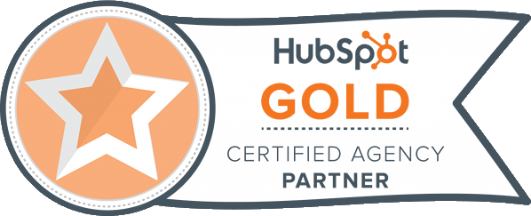 Virtue Media HubSpot gold tier partner