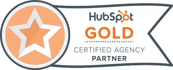 HubSpot认证金牌合作伙伴